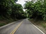 Ο δρόμος της επιστροφής προς το Popayan