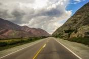 στο δρόμο προς τη Salta πριν ανοίξουν οι ουρανοί