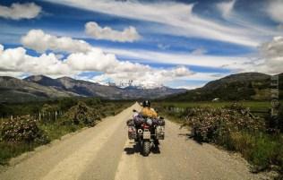 Στο δρόμο προς το Chile Chico