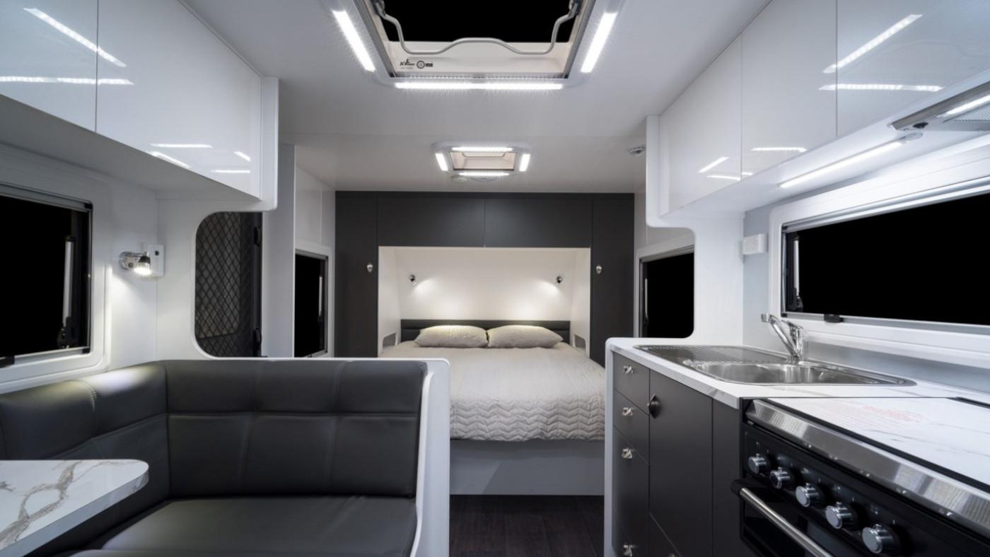 Roadstar GT Interior