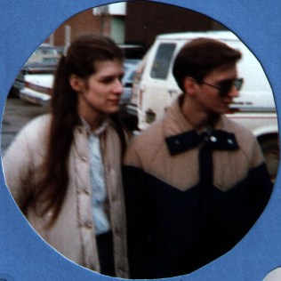 1983. Karla and Lyle