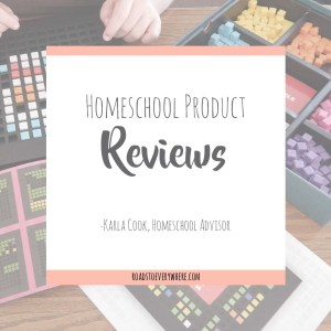 homeschool product review