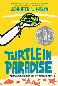 Turtle in Paradise book cover