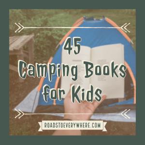 Camping Books for Kids header