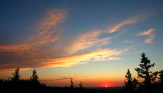 Cypress Hills Interprovincial Park Dark Sky Preserve