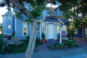 The Heartwood Inn & Spa, Drumheller, Alberta