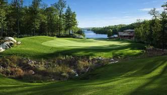 Golf in Ontario, Canada