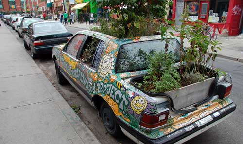 Community Vehicular Reclamation Project