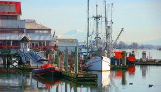 Steveston Historic Fishing Village