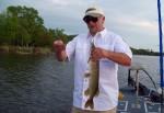 fisherman Peter Wasag