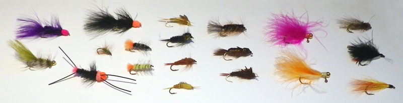 steelhead trout flies