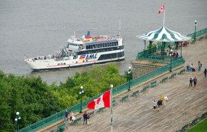 Dufferin Terrace, Quebec City