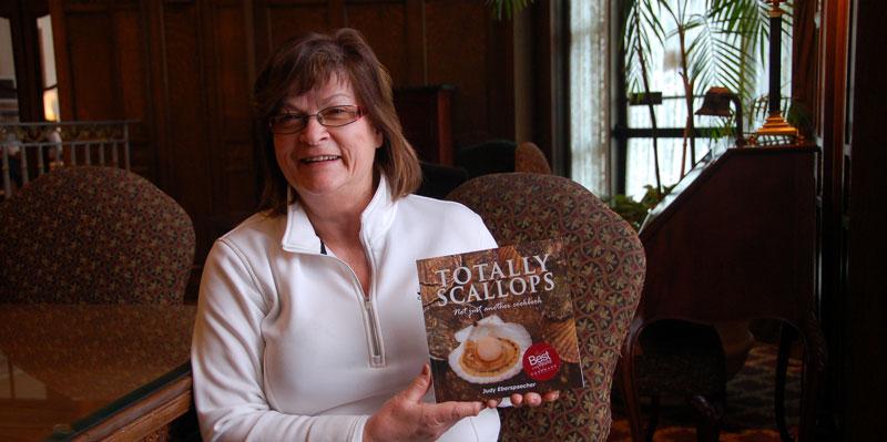 Judy Eberspaecher and Totally Scallops