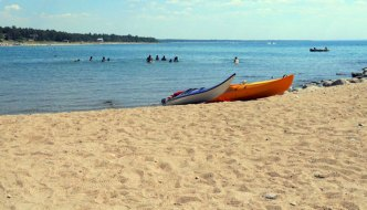 Beaches in Ontario