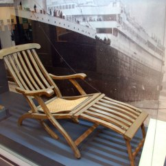 Floating Fishing Chair Chairs For Lower Back Pain Canadian Roadstories Titanic Anniversary In Canada -