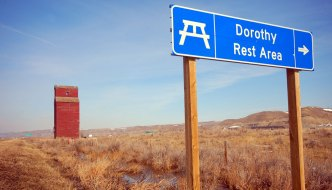 Dorothy – don't call it a Ghost Town