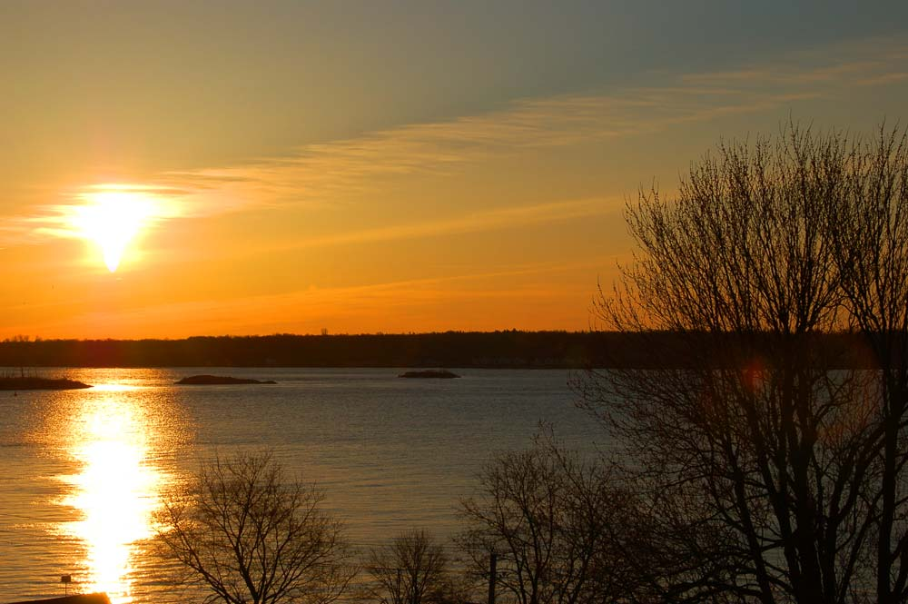 Brockville-sunset