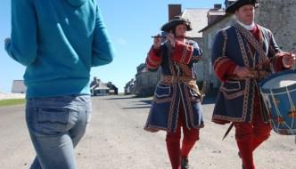 Nova Scotia's Fortress of Louisbourg
