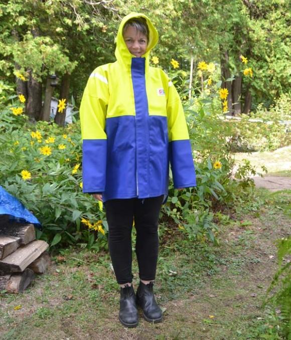 Judy-raincoat