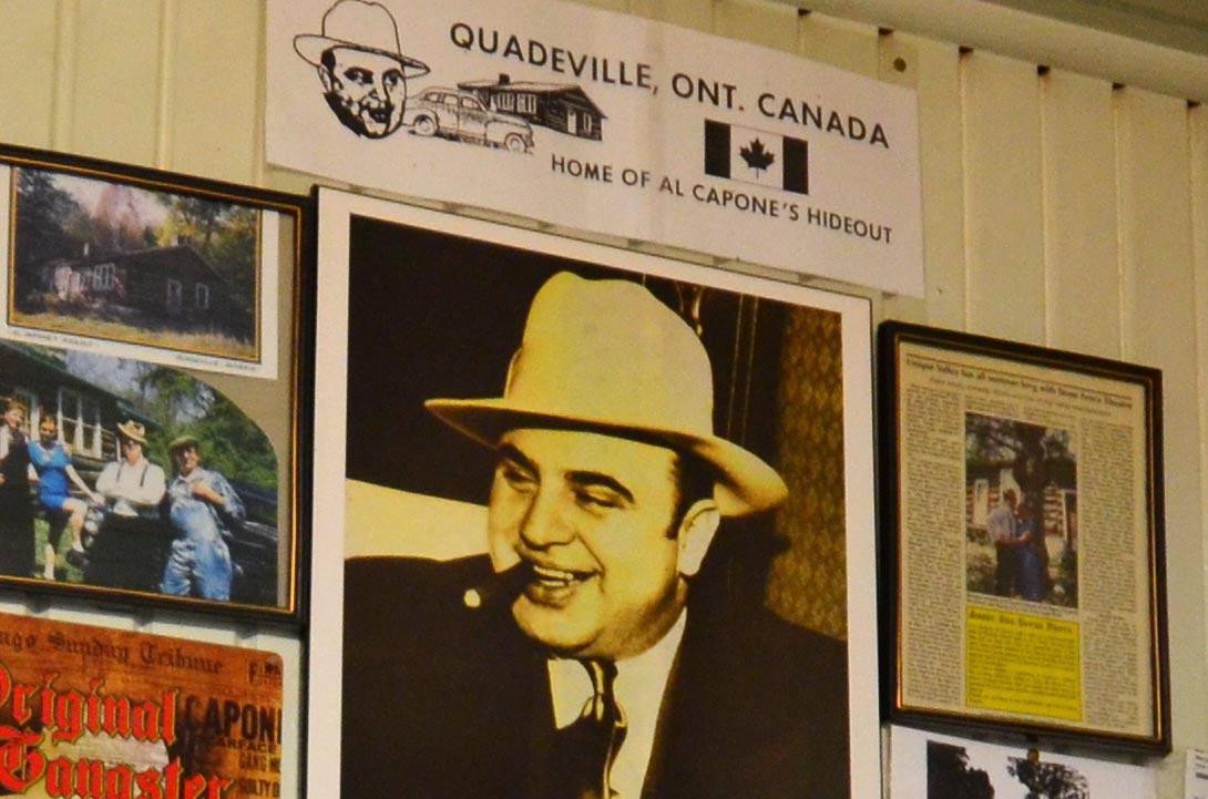 Al Capone poster
