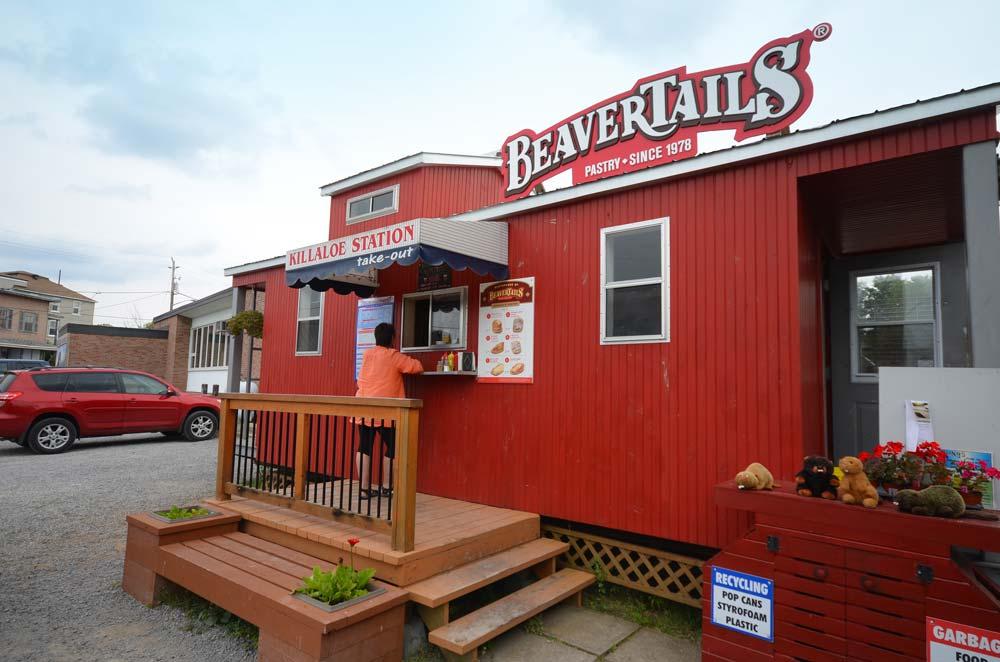 Killaloe BeaverTails store