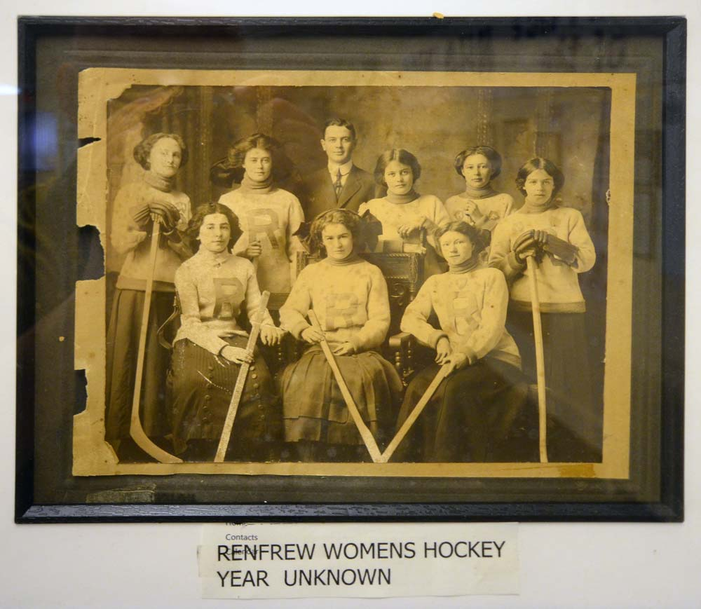 Renfrew Hockey Museum
