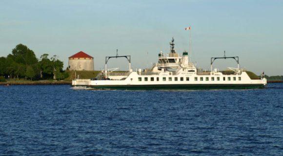 Kingston Ontario ferry