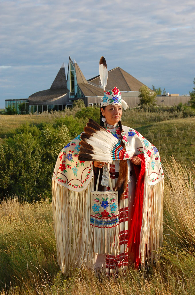 Ceremonial Regalia at Wanuskewin Heritage Park
