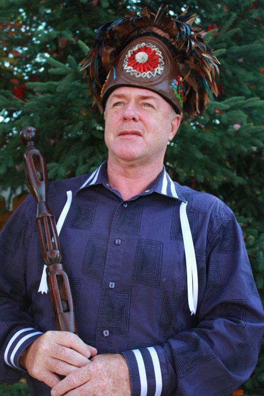 Grand Chief Konrad Sioui