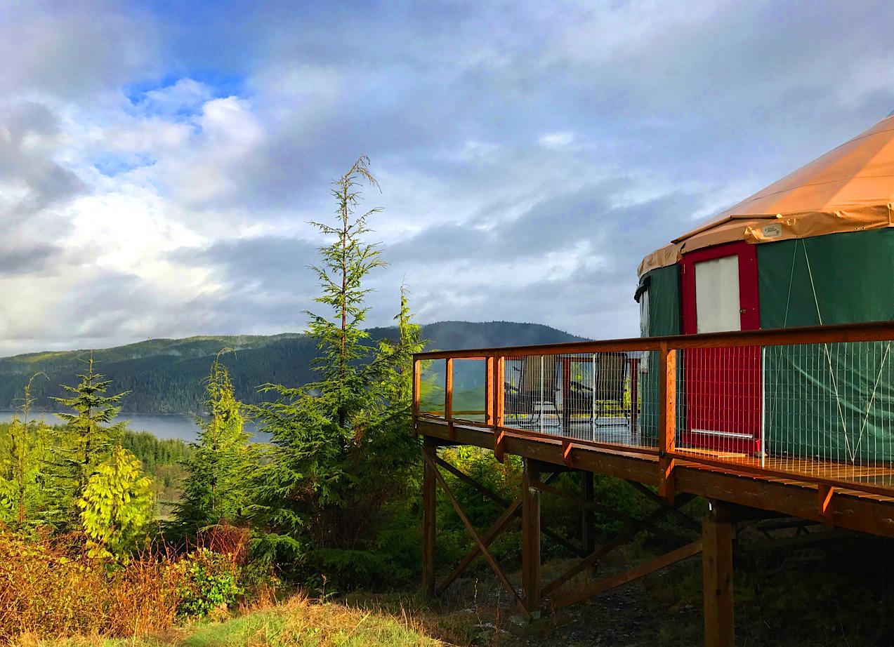 Port Renfrew British Columbia
