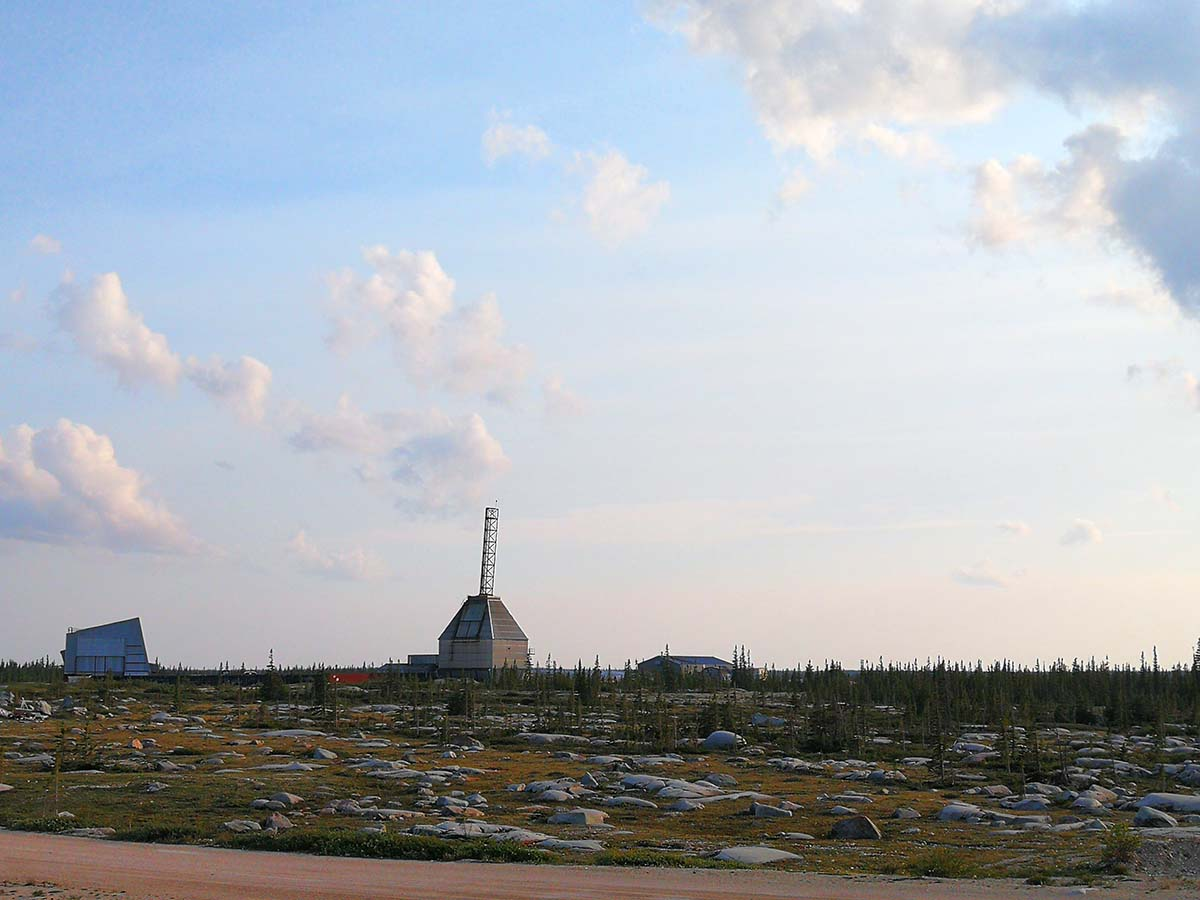 The Churchill Rocket Research Range
