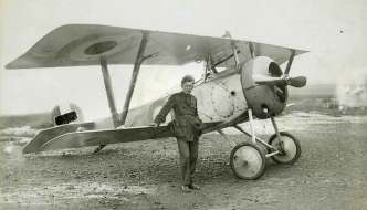 Billy Bishop – Canadian War Hero