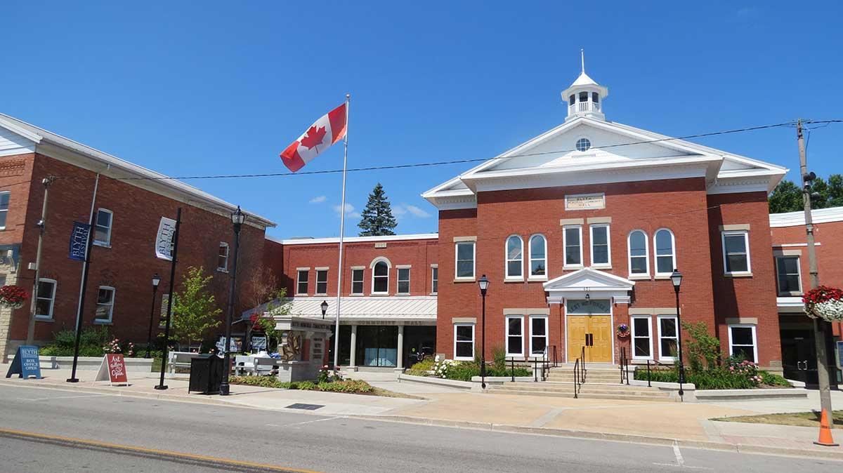 Blyth Memorial Community Hall