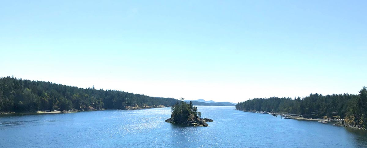 Saanich North and the Islands