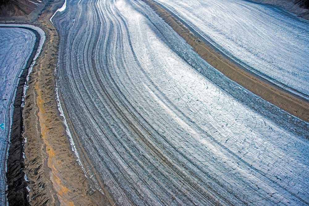 Kaskawulsh Glacier, Kluane National Park, Yukon