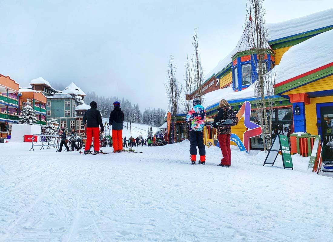 Vernon Winter Carnival - SilverStar Mountain Resort