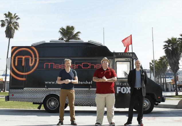 Fox MasterChef Food Truck
