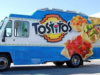 Frito Lay Food Truck
