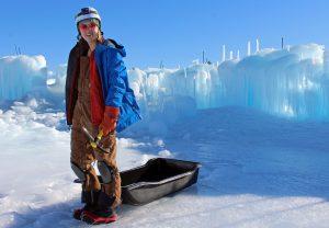 massive ice castle sprouts