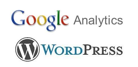 Google analytics and wordpress