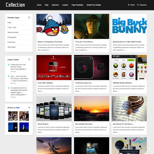 25+ Awesome WordPress Themes For Tech Blog 22
