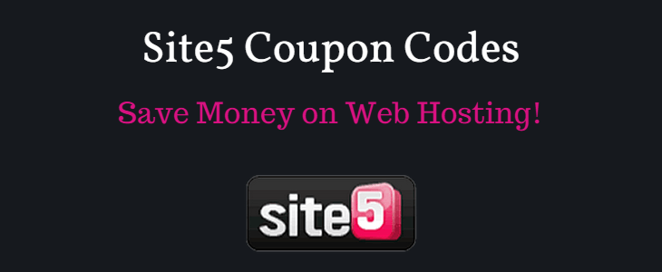 site5 coupon codes