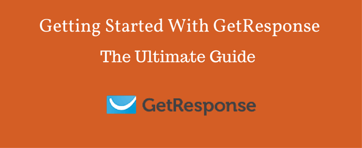 Getting Started With GetResponse