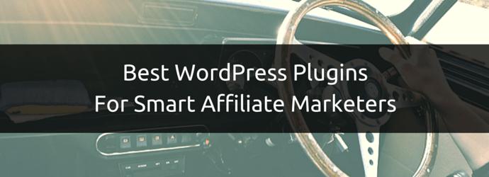 Best Affiliate Marketing WordPress Plugins