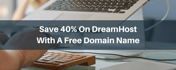 Save On DreamHost Hosting