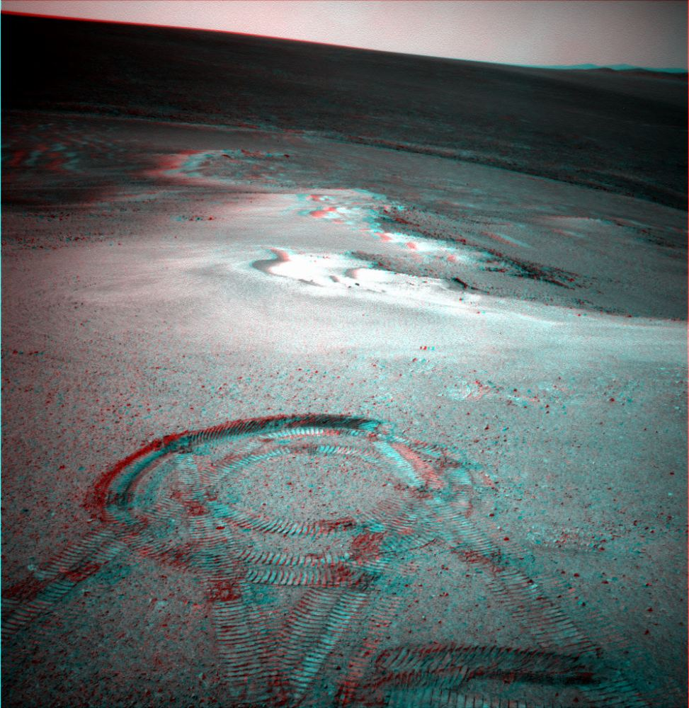 Opportunity is a ROVER again...! (3/6)
