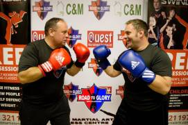 road to glory contenders on split night