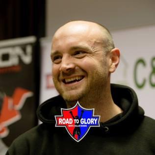 road to glory lead coach matt on split night