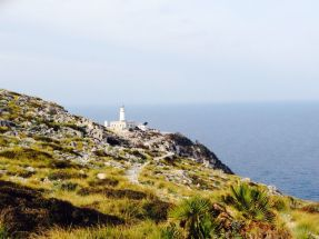 Blick auf Cap Formentor