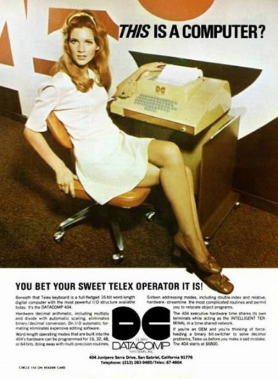 NOT Success Ads – THIS IS A COMPUTER Vintage Advertising